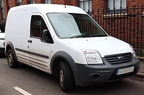 Ford Transit Connect  Wikipedia