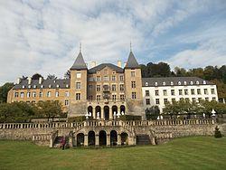 Schloss Ansemburg im Tal der sieben Schlösser