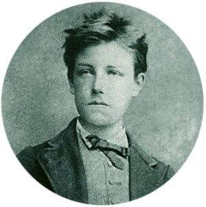 Arthur Rimbaud, poet