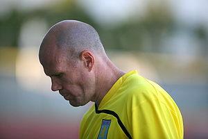 Brad Friedel of Aston Villa