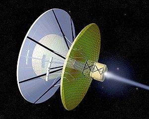 Bussard interstellar ramjet