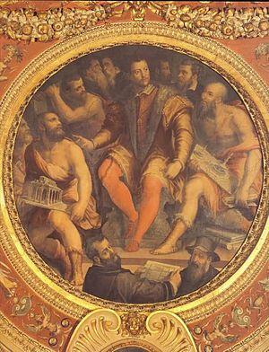 Vasari, Giorgio 1511 - 1574 Cosimo I de' Medic...