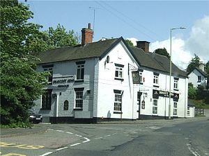 Draycott Arms. The Draycott Arms is on the cor...