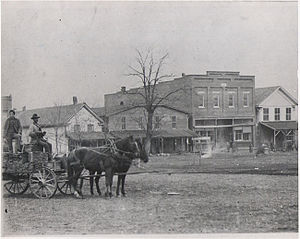 Elkton, Tennessee in 1909.