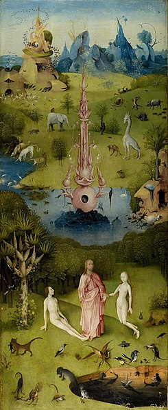 File:Hieronymus Bosch - The Garden of Earthly Delights - The Earthly Paradise (Garden of Eden).jpg