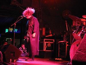 King Buzzo des Melvins