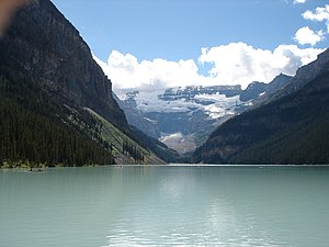 Lake Louise, near Banff