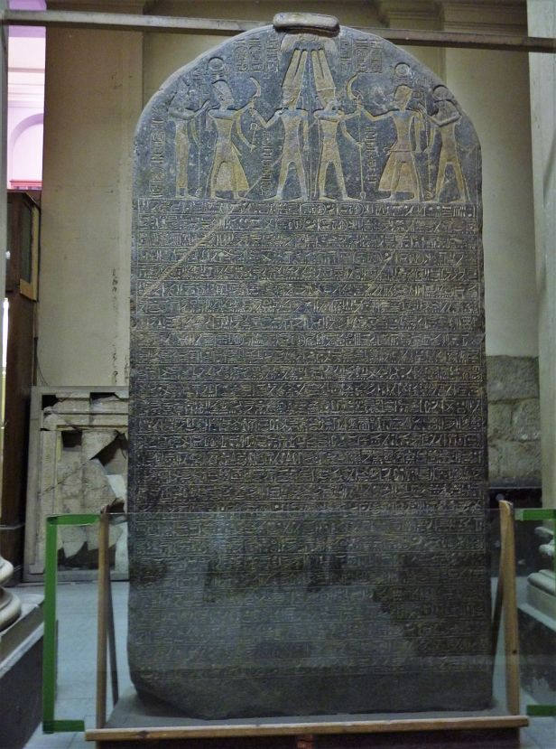 Merenptah stele