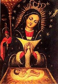 Imagen Nuestra Señora de la Altagracia