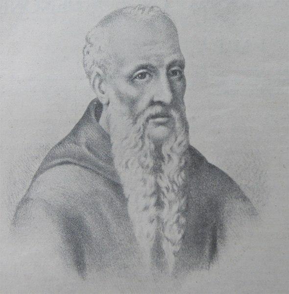 Odoric de Pordenone né Odoric Mattiuzzi (1286-1331) - Wikicommons