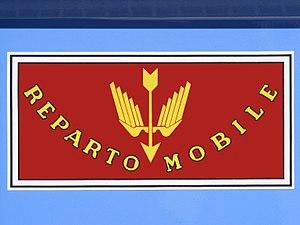 """Polizia di Stato - """"Reparto mobile"""" (Italy)"""