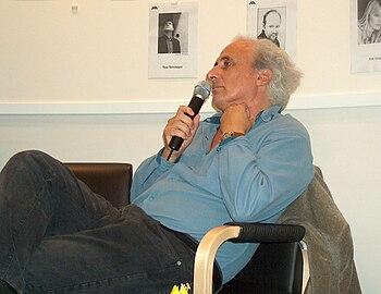 English: Stefano Benni, Italian writer, at the...