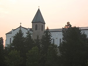 The Abbey of Our Lady of Gethsemani