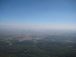 English: View from Mullayanagiri, The highest ...