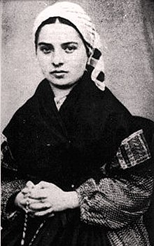 Image result for How did St. Bernadette become a saint?