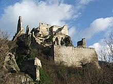 Resultado de imagen para Ruinas del castillo de Dürnstein