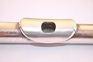 Embouchure flute