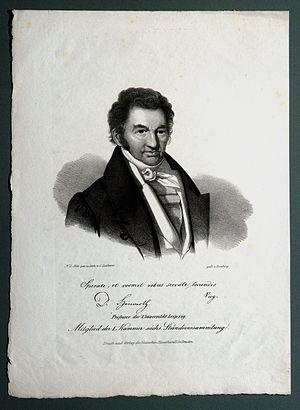 Johann Christian August Heinroth (1773 - 1843)...