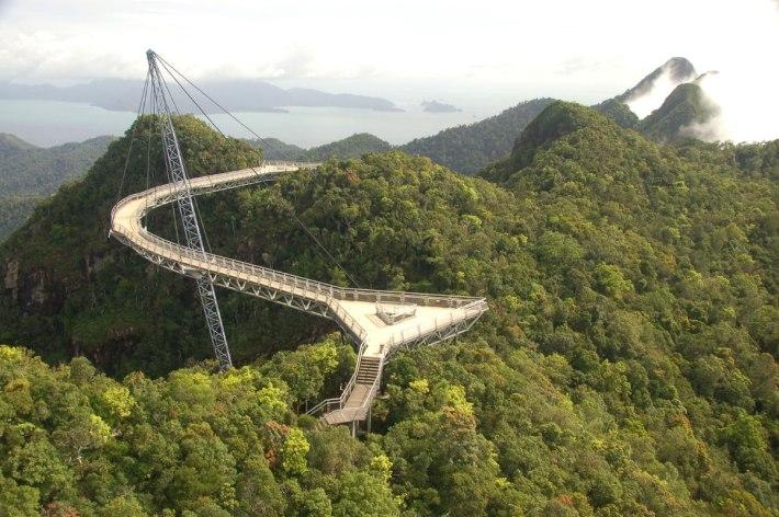 Image result for Langkawi Sky Bridge, Malaysia