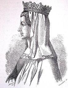 Drottning Margareta, originalet.
