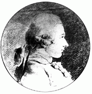 Portrait of the Marquis de Sade by Charles-Amédée-Philippe van Loo (1761)