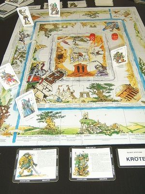 German 2nd Edition.