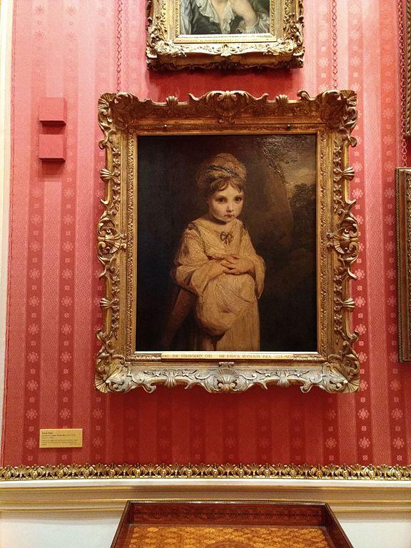 File The Strawberry Girl Joshua Reynolds Wallace