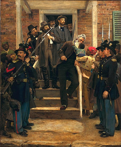 The Last Moments of John Brown by Thomas Hovenden