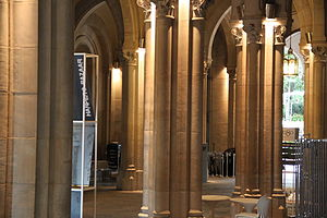 English: Interior of the University of Barcelona