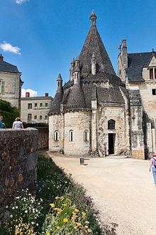 Abbaye Notre Dame De Fontevraud Wikipdia