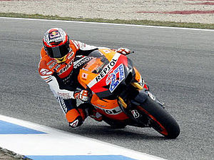 Casey Stoner 2011 Estoril
