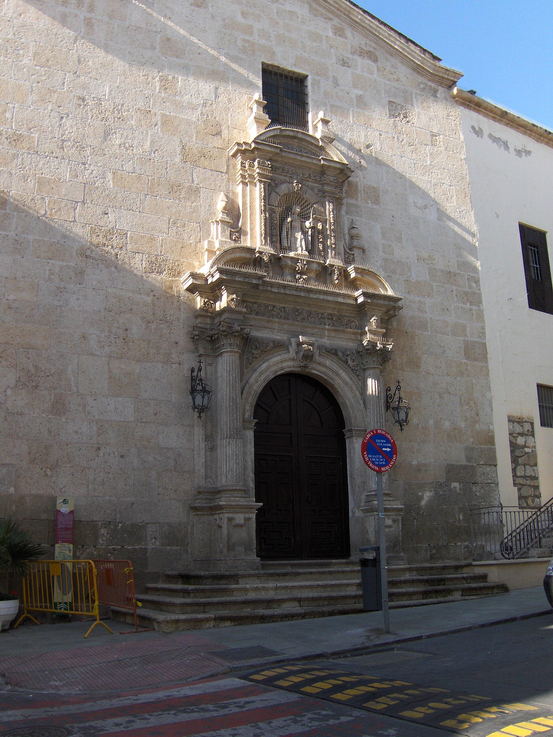 Convento De Las Claras Almer 237 A Wikipedia La