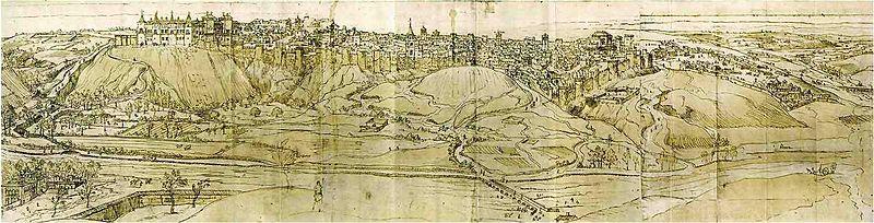 Vista de Madrid 1562