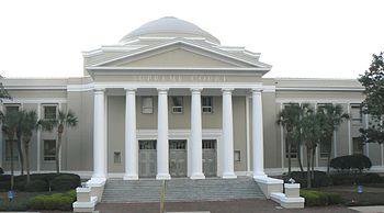 Florida Supreme Court Building, Tallahassee, F...
