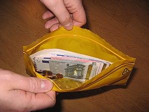 Svenska: Forex's lilla kasse som man kan förva...
