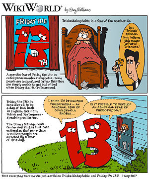 WikiWorld comic based on articles about Triska...