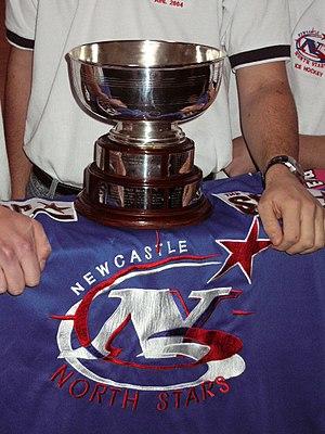 The Goodall Cup, Australia's greatest ice hock...