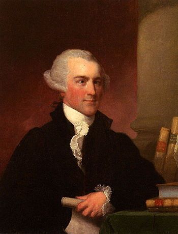 English: Portrait of Josiah Quincy, Jr., (1744...