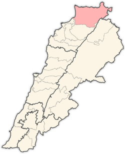 Akkar district