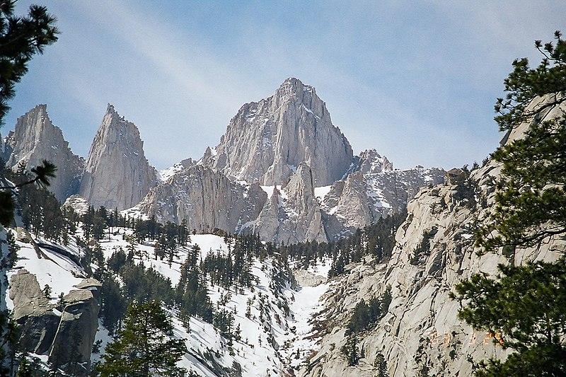 File:Mount Whitney 2003-03-25.jpg