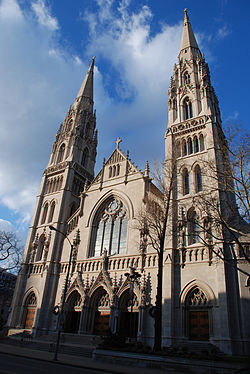 Saint Paul Cathedral (Pittsburgh) - Wikipedia, the free ...