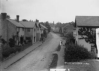 Watling St Leintwardine