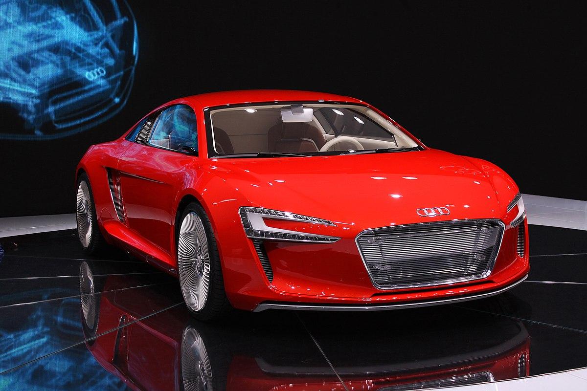 Audi E Tron Wikipedia