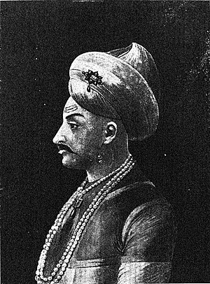 English: Nanasaheb Peshwa (1720-1741)
