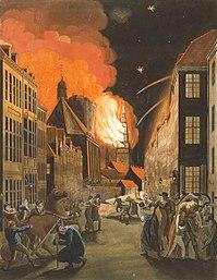 Copenhagen on fire 1807 by CW Eckersberg.jpg