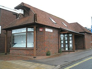 English: Employment Access Centre in Bulbeck Road