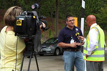 English: Fayetteville, NC, September 2, 2010 -...