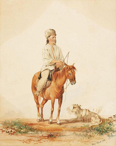 File:Henric Trenk - Muntean cu caprele.jpg