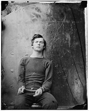 (aka Lewis Payne), one of the conspirators in ...