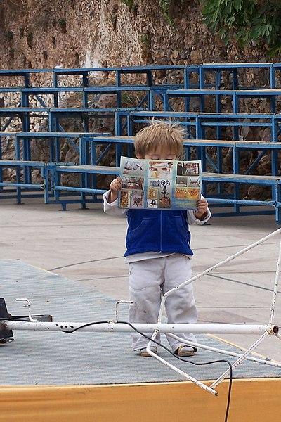 foto niño: